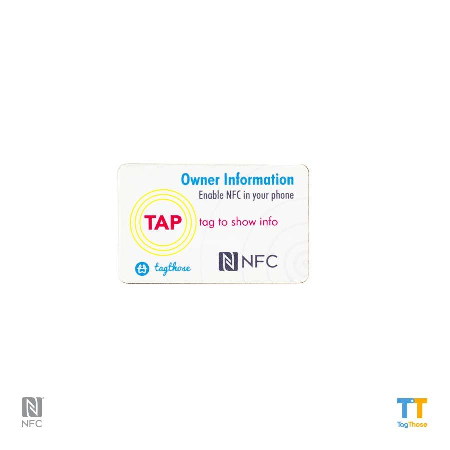 NFC ID Sticker