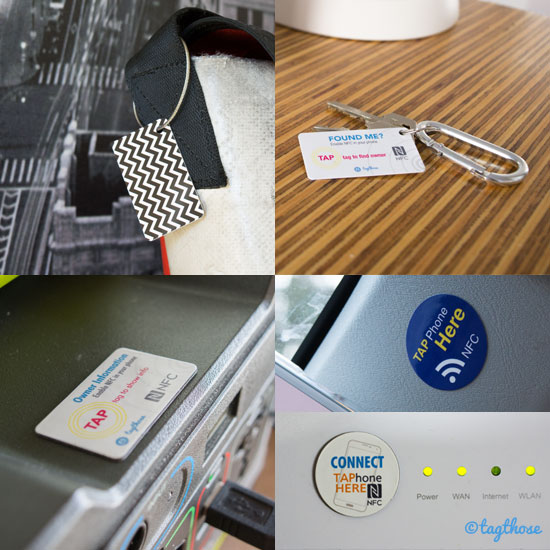 NFC Tags Starter Packs