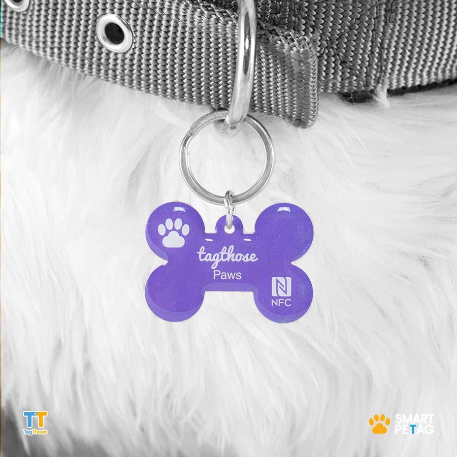 NFC Dog Tag