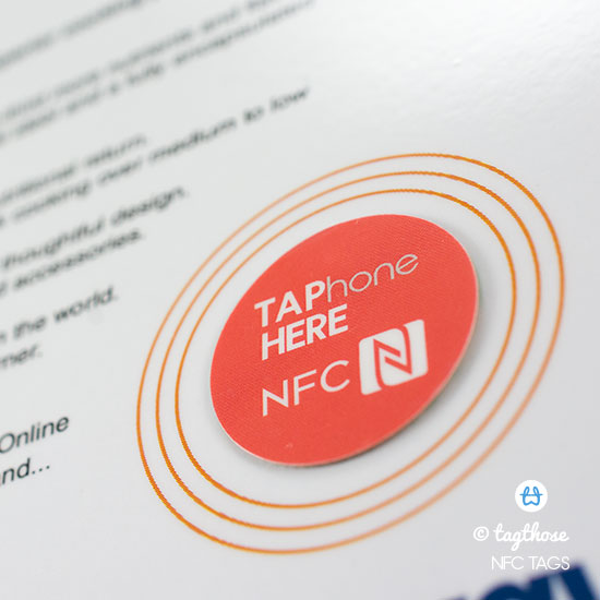 NFC Sticker Tags