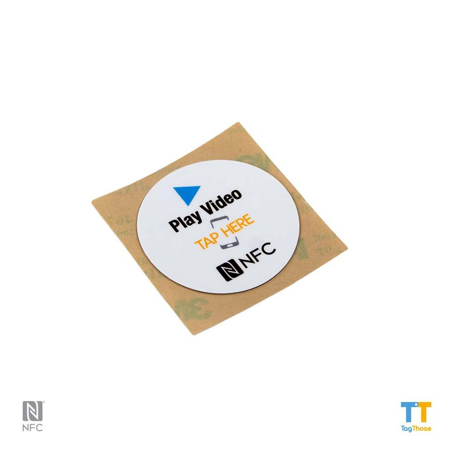 Business NFC stickers