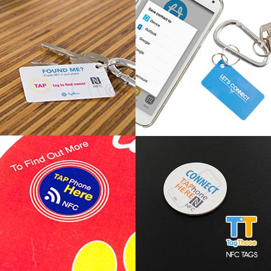 NFC Tags Starter Packs