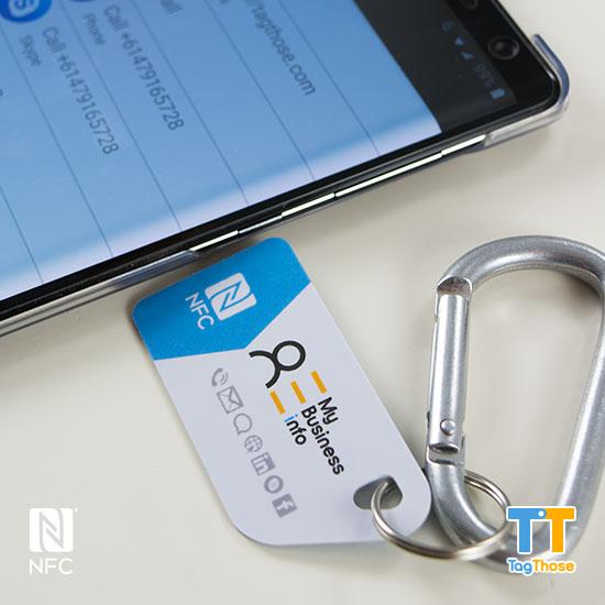 NFC PVC Tags