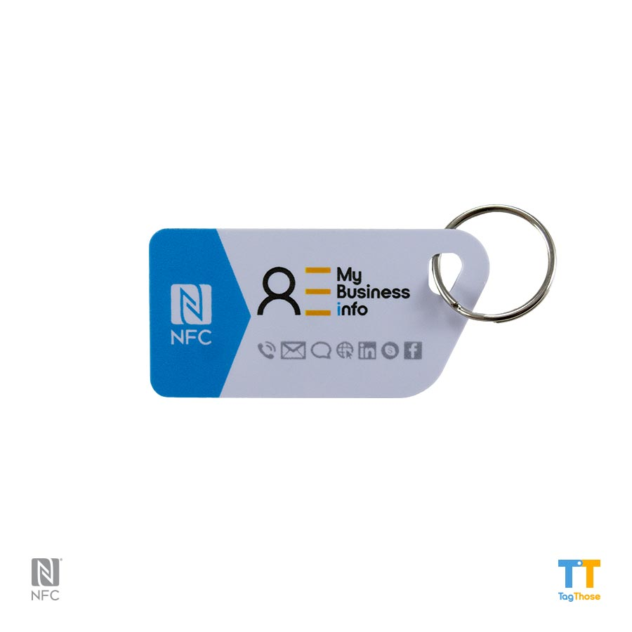 NFC Business Tag