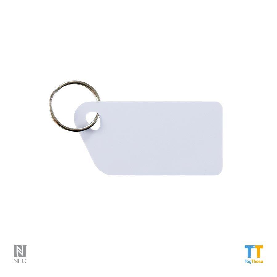 Plain NFC Key Fob