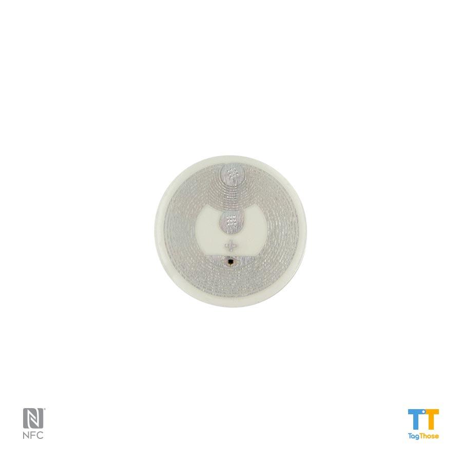 NFC sticker inlay NTAG213Round