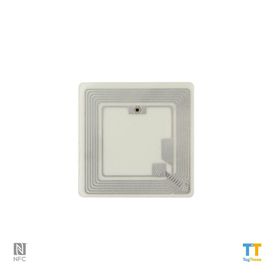 Square NFC Inlay Stickers
