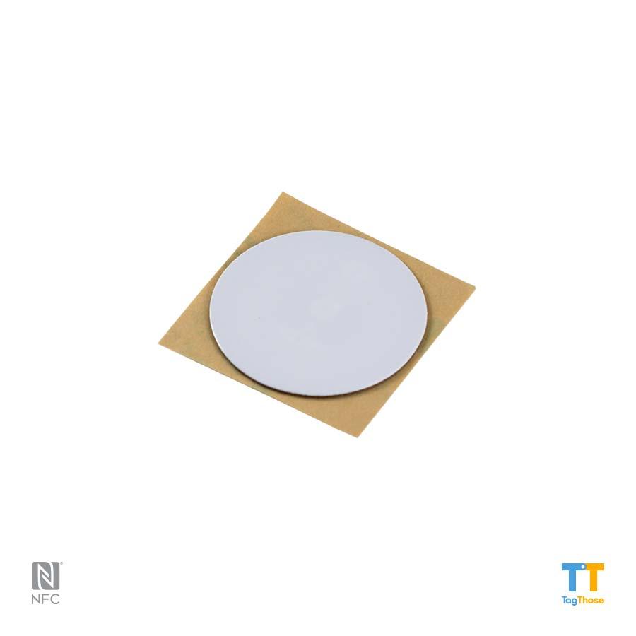 antimetal NFC sticker NTAG213round