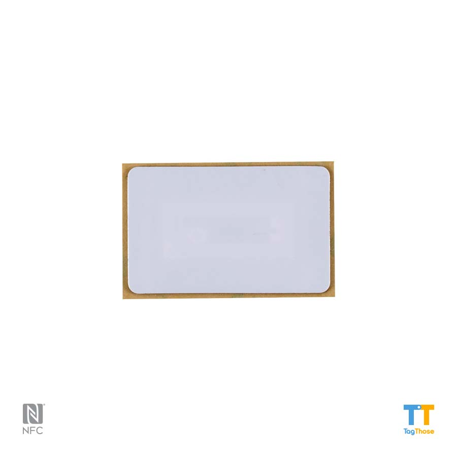 antimetal NFC sticker NTAG215rectangle