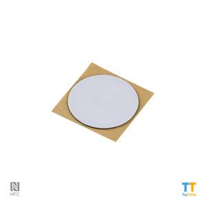 Plain Antimetal NTAG213 Round