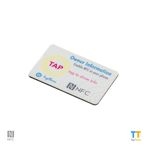 ID Sticker (Clearance Design)