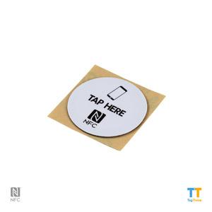 Antimetal NTAG216 Round