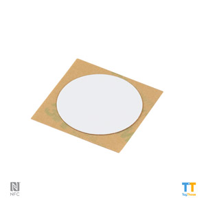 Plain NTAG216 Round
