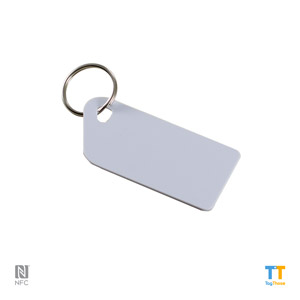 Plain Key Tag
