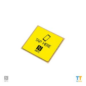 Antimetal NTAG216 Square