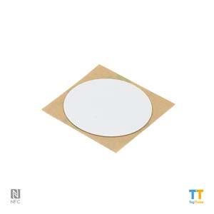 Plain NTAG213 Round