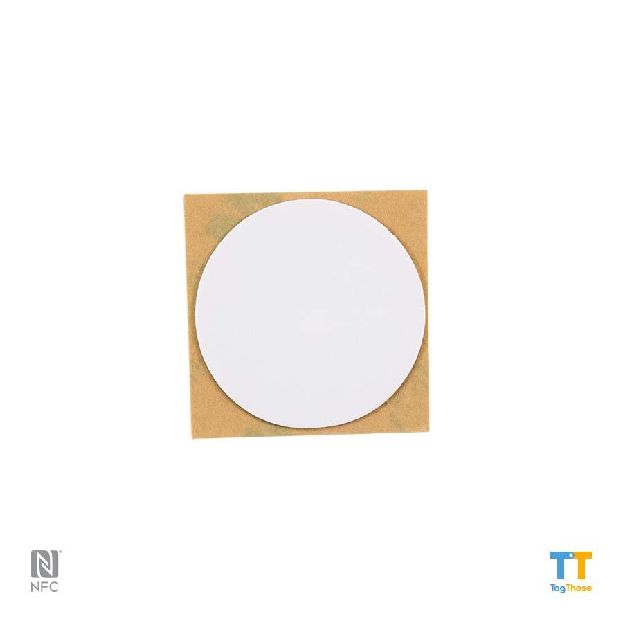 NFC sticker NTAG215round
