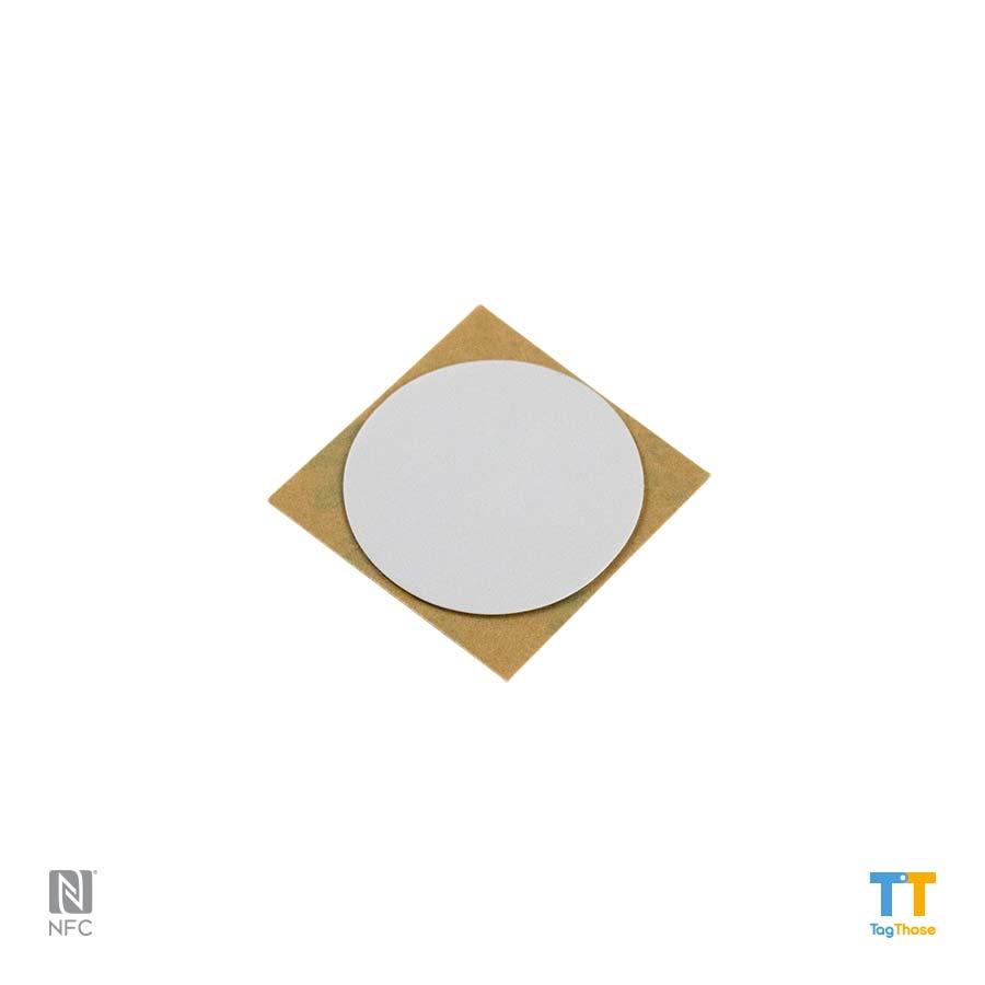 Plain NTAG215 Round