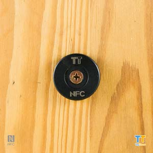 ABS NFC Tags NTAG216