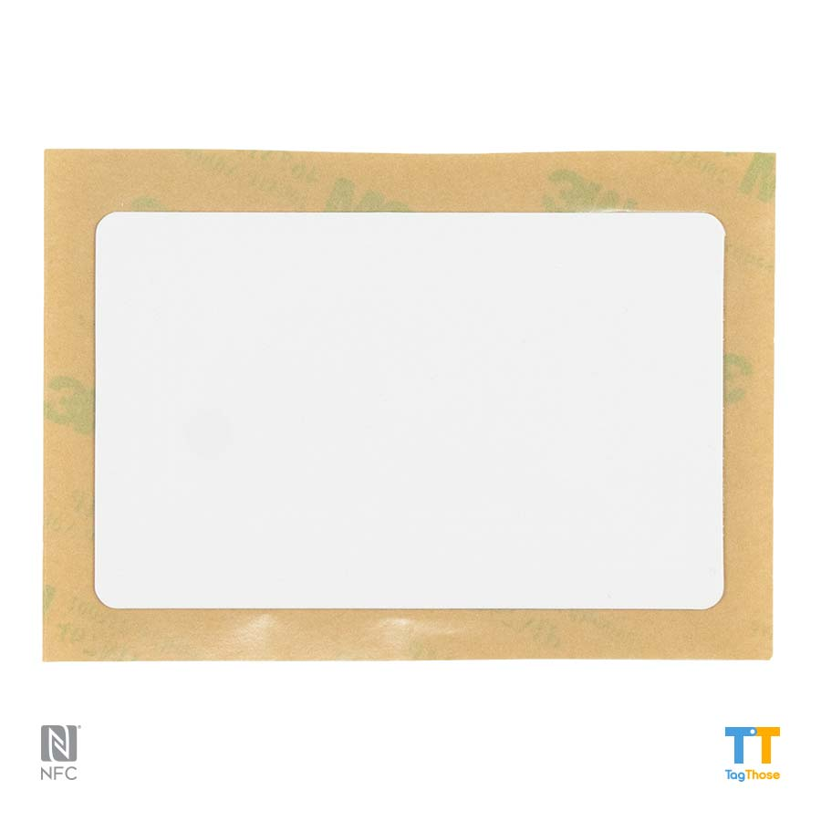 NFC Sticker NTAG213Rectangle