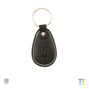 Leather NFC Tag