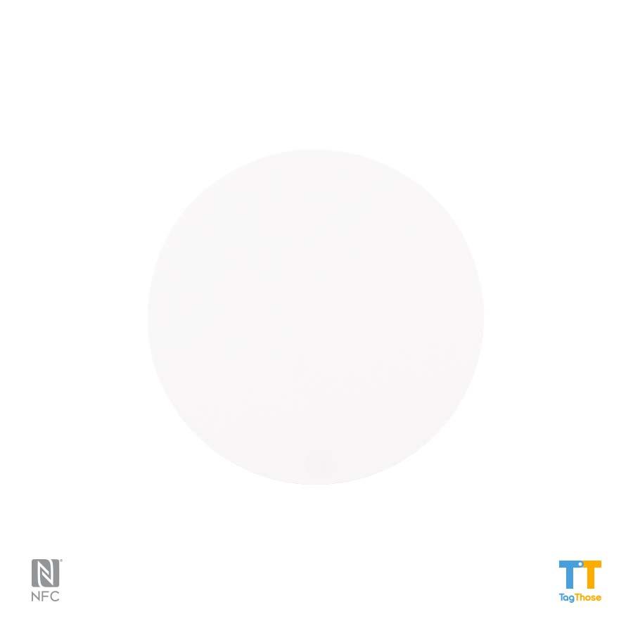 NFC Tag NTAG213Round