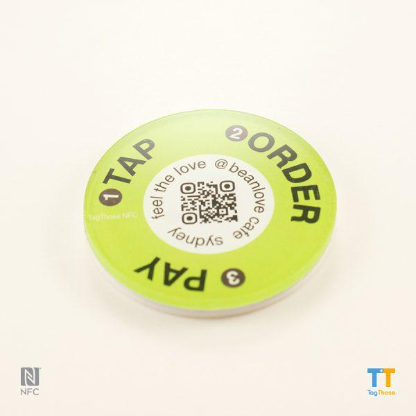 TagThose NFC Food Order Tags FOT