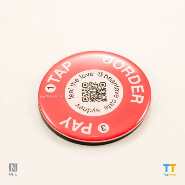 NFC Food Ordering Tags